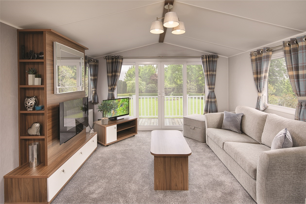 Willerby Avonmore: New Static Caravans and Holiday Homes for Sale, Adderstone, Belford Large Image 1