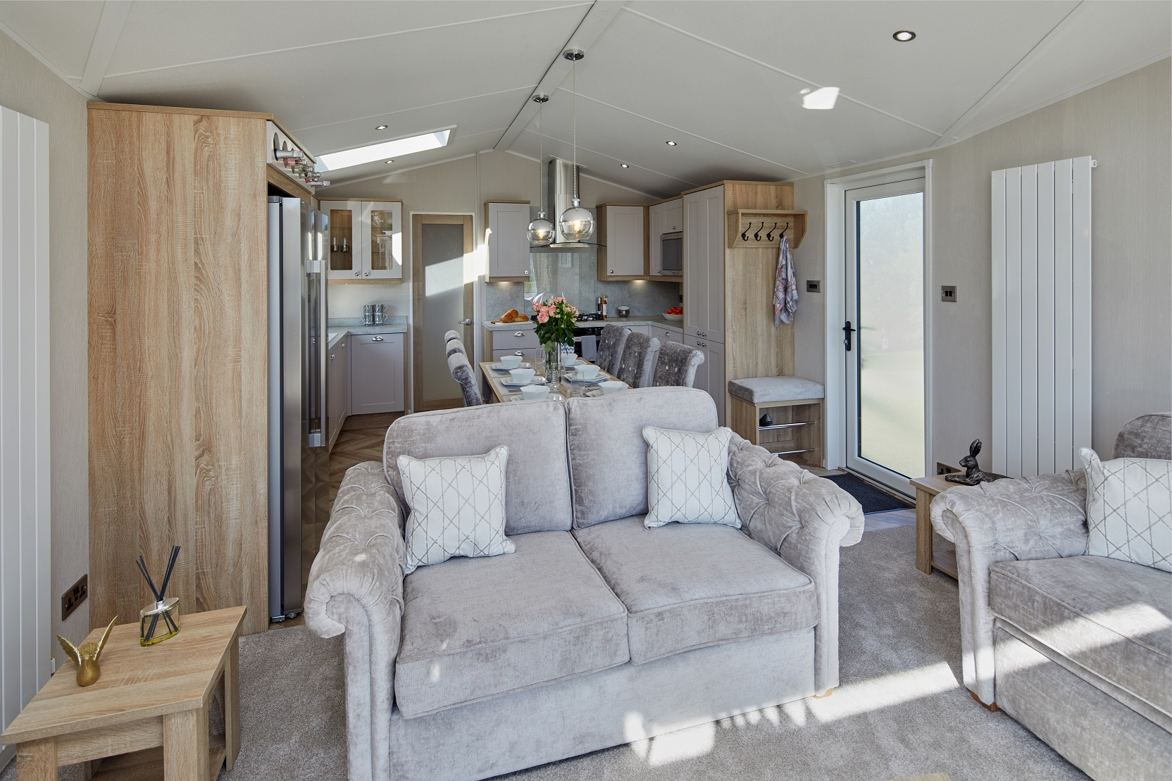 Willerby Vogue Classique: New Static Caravans and Holiday Homes for Sale, Clifton, Morpeth Large Image 2