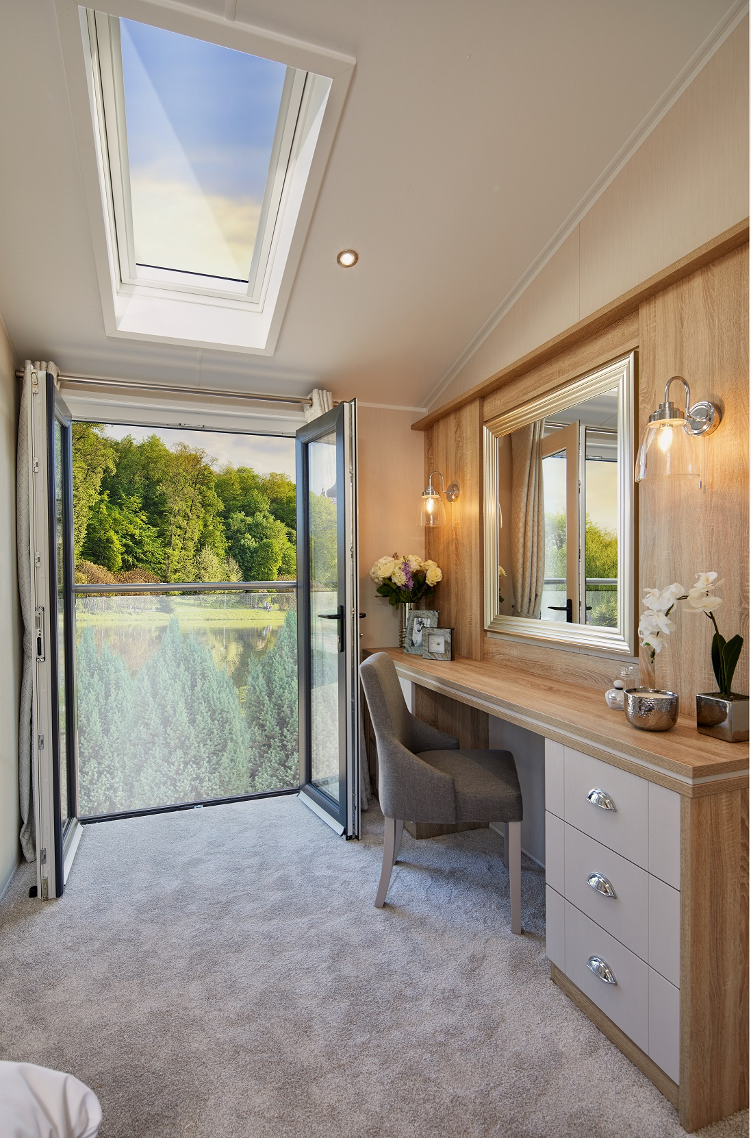 Willerby Vogue Classique: New Static Caravans and Holiday Homes for Sale, Clifton, Morpeth Large Image 5