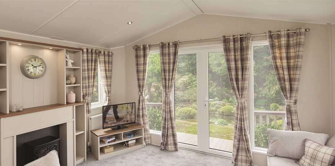 Willerby Sheraton: Static Caravans and Holiday Homes for Sale on Caravan Parks, Richmond, North Yorkshire Large Image 1