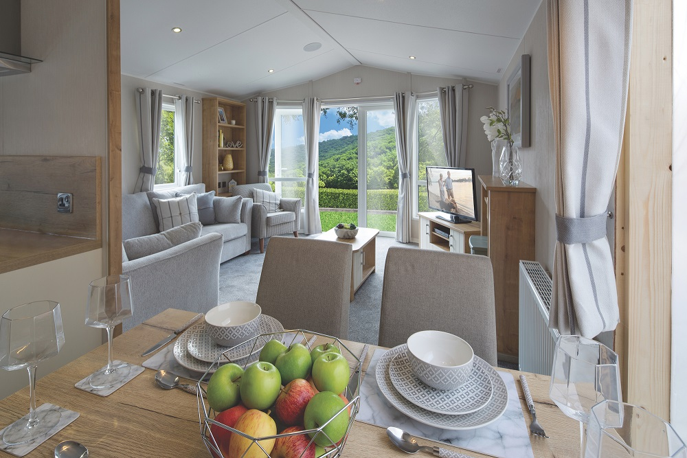 Willerby Winchester: New Static Caravans and Holiday Homes for Sale, Clifton, Morpeth Large Image 1