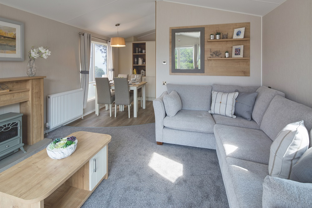 Willerby Winchester: New Static Caravans and Holiday Homes for Sale, Clifton, Morpeth Large Image 2