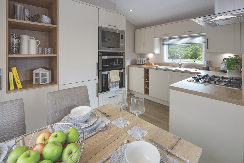 Willerby Winchester: New Static Caravans and Holiday Homes for Sale, Clifton, Morpeth Large Image 3