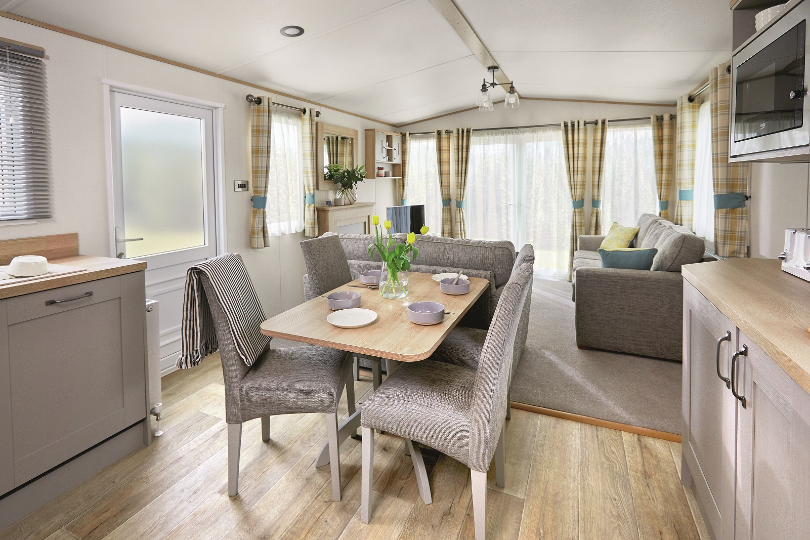 ABI Windermere: New Static Caravans and Holiday Homes for Sale, Available to Order Large Image 1