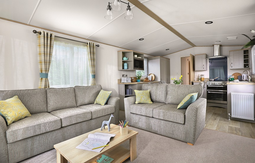 ABI Windermere: New Static Caravans and Holiday Homes for Sale, Available to Order Large Image 2