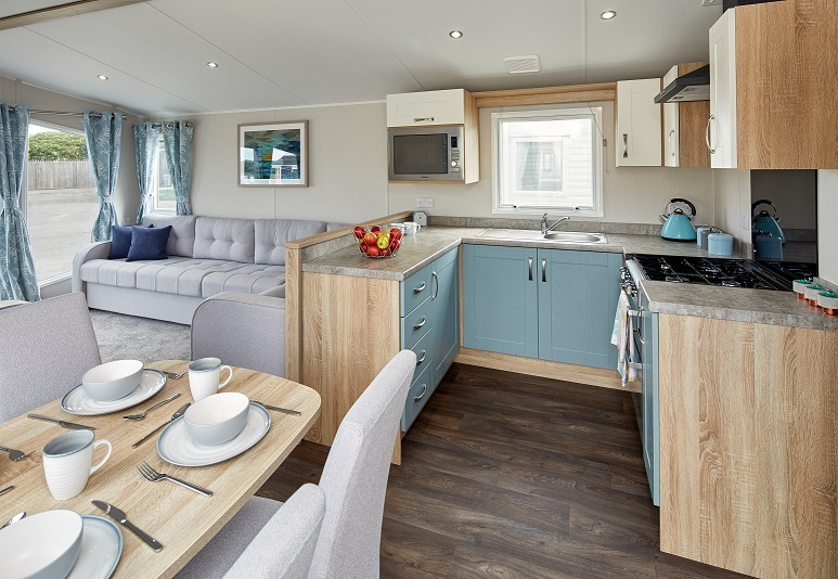 Willerby Sierra: New Static Caravans and Holiday Homes for Sale, Clifton, Morpeth Large Image 1