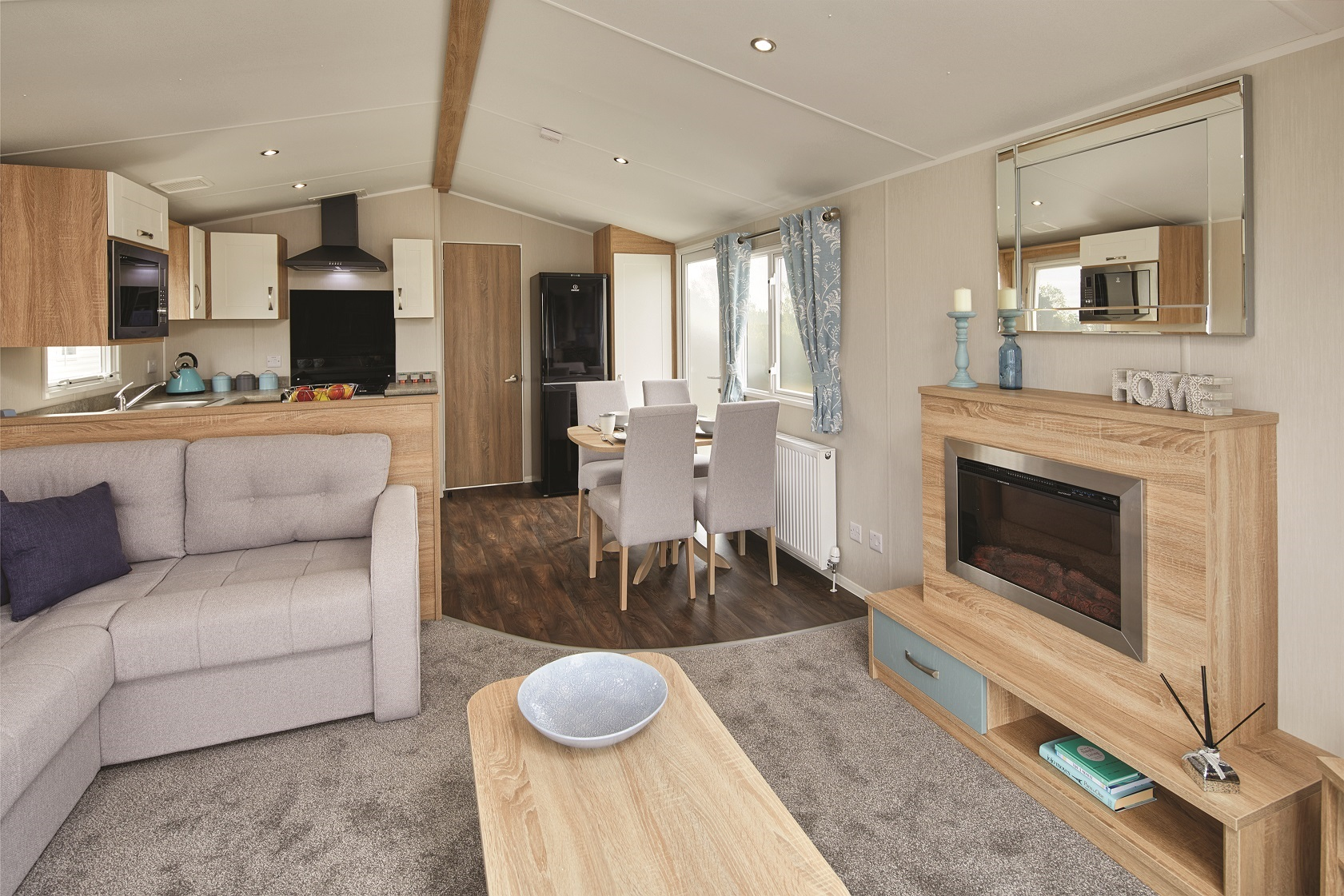 Willerby Sierra: New Static Caravans and Holiday Homes for Sale, Clifton, Morpeth Large Image 2