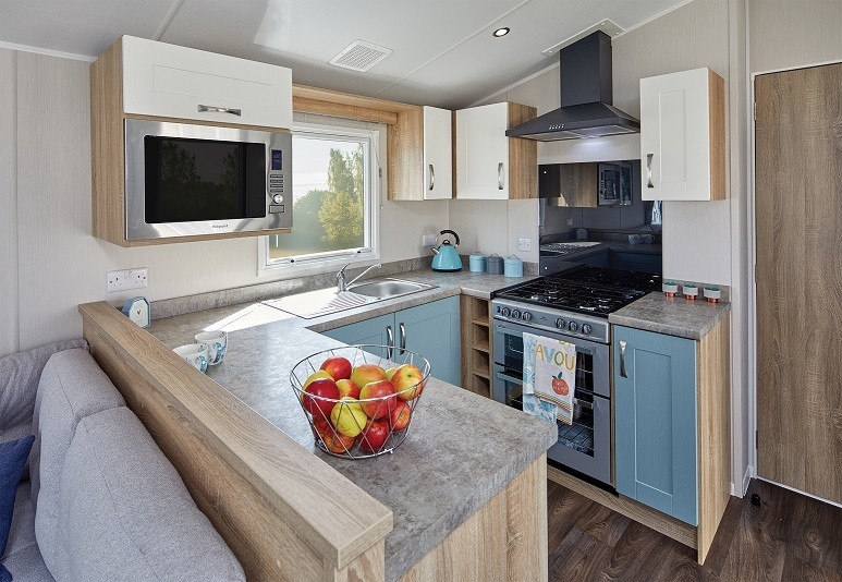 Willerby Sierra: New Static Caravans and Holiday Homes for Sale, Clifton, Morpeth Large Image 3