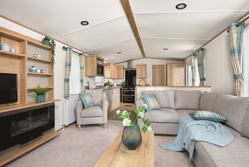 ABI Blenheim: New Static Caravans and Holiday Homes for Sale, Langley Moor, Durham Large Image 1