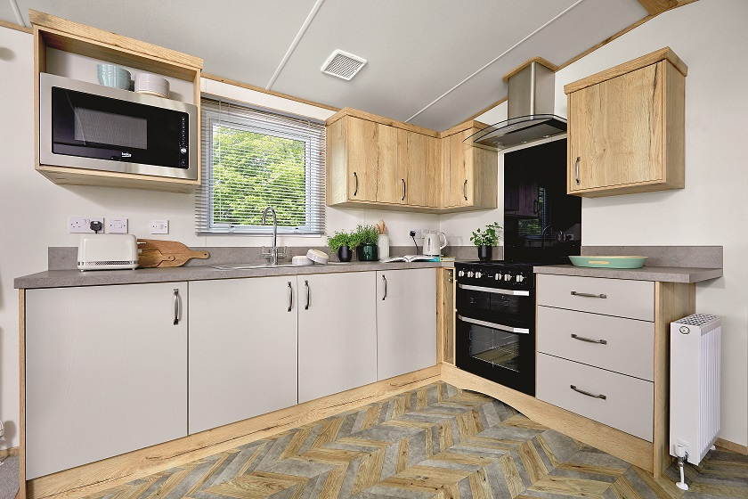 ABI Blenheim: New Static Caravans and Holiday Homes for Sale, Langley Moor, Durham Large Image 2