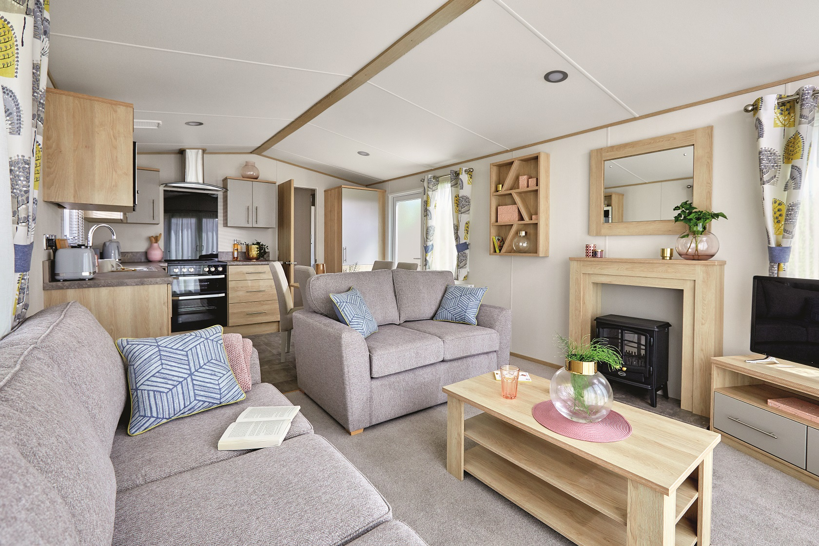ABI Beverley: New Static Caravans and Holiday Homes for Sale, Langley Moor, Durham Large Image 2
