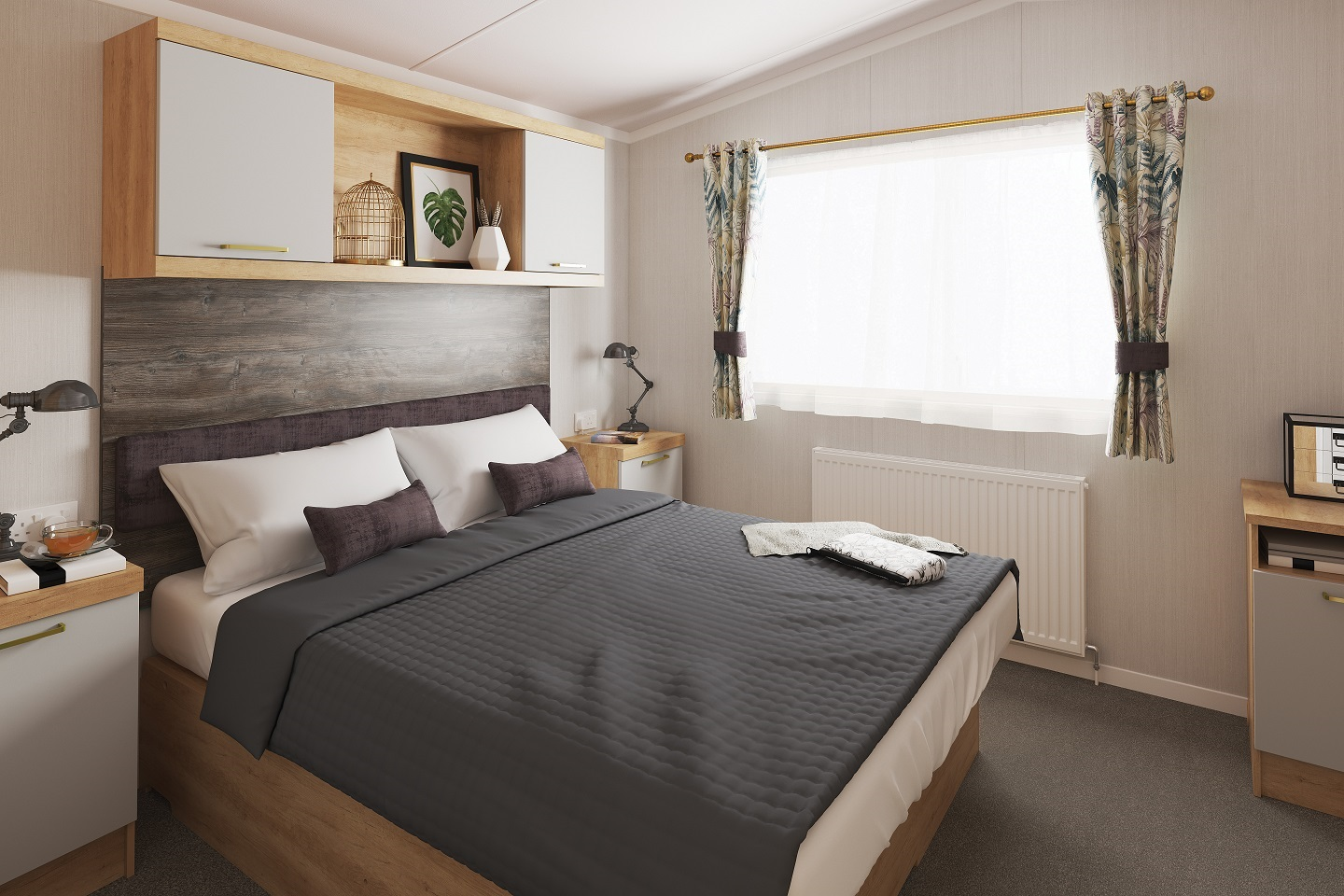 Swift Bordeaux: New Static Caravans and Holiday Homes for Sale, Langley Moor, Durham Large Image 3