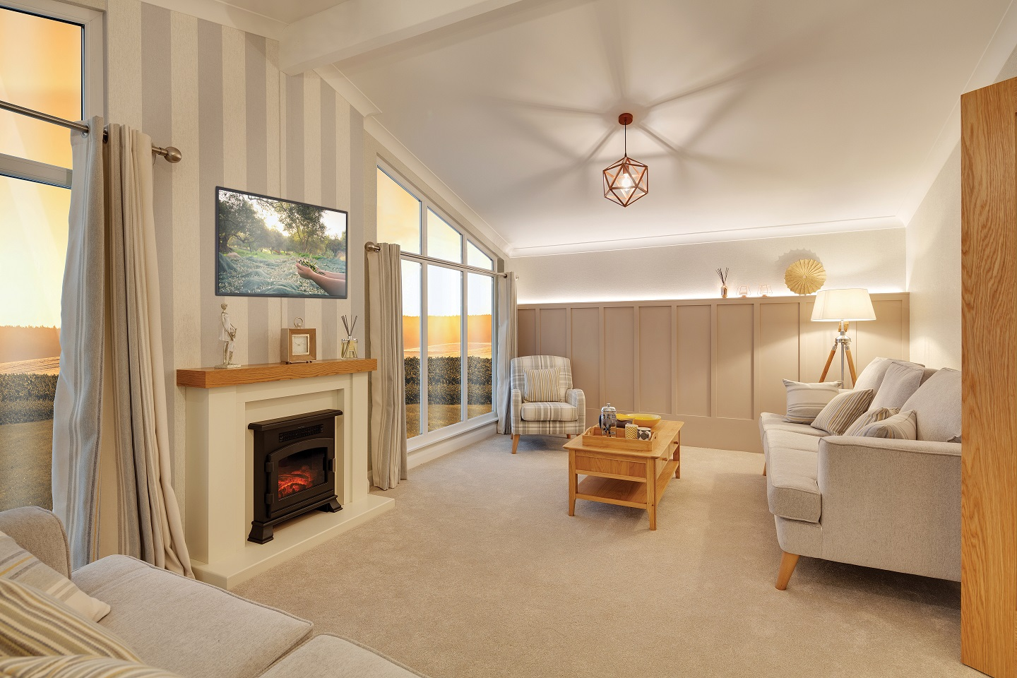 Willerby Delamere: New Holiday Lodges and Park Homes for Sale, Durham, Durham and Weardale Large Image 1