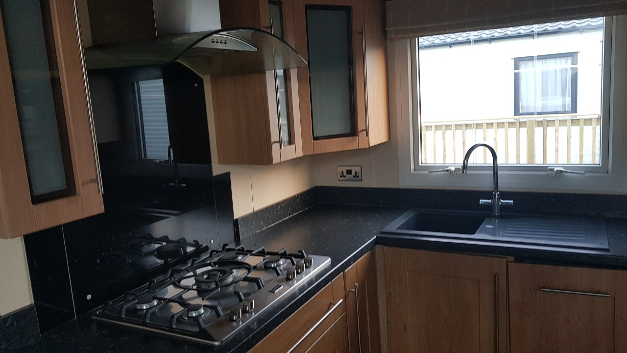 BK Bluebird Senator: Static Caravans and Holiday Homes for Sale on Caravan Parks, Rothbury, Northumberland Large Image 4