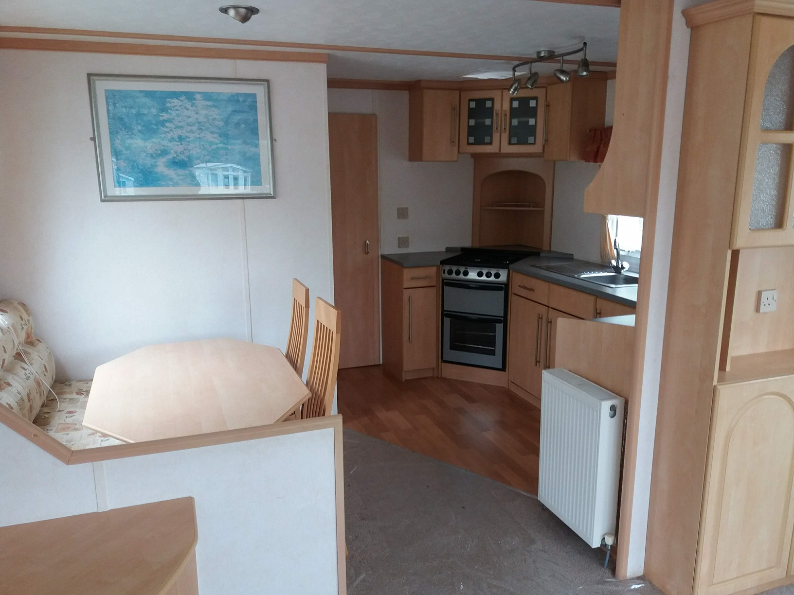 Carnaby Belvedere - 3 Bedrooms: Static Caravans for Temporary Accommodation, Clifton, Morpeth Large Image 2