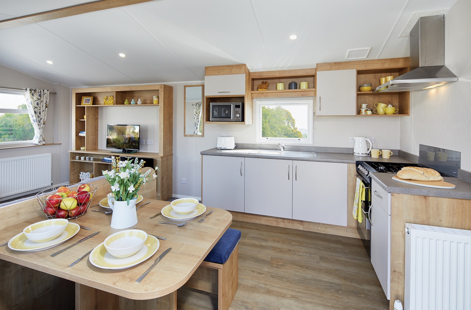 Willerby Kelston: Static Caravans and Holiday Homes for Sale on Caravan Parks, Belford, Northumberland Large Image 1