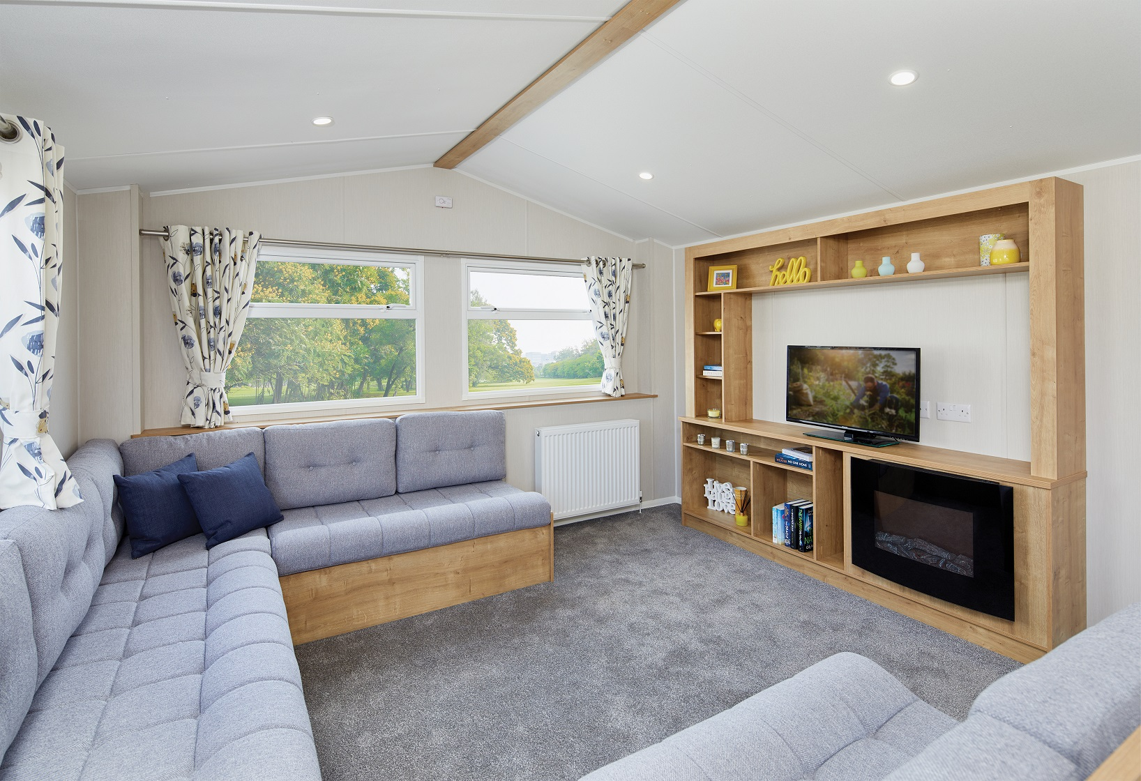 Willerby Kelston: Static Caravans and Holiday Homes for Sale on Caravan Parks, Belford, Northumberland Large Image 2