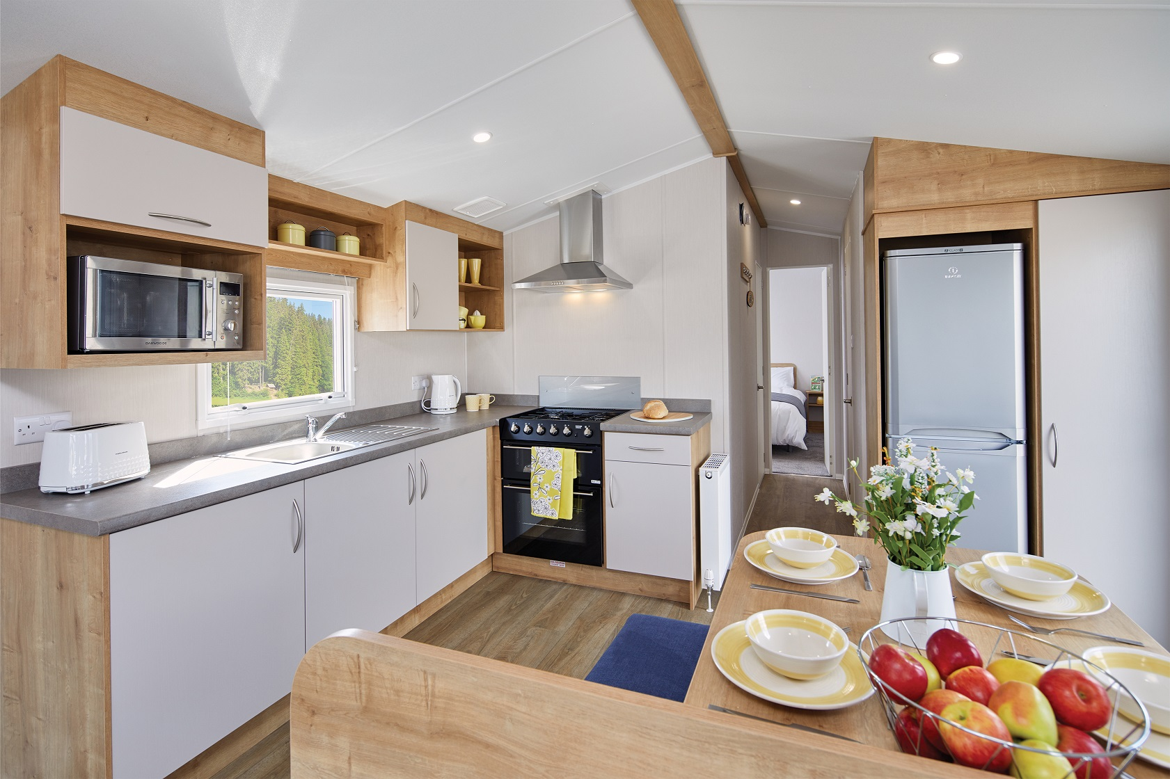 Willerby Kelston: Static Caravans and Holiday Homes for Sale on Caravan Parks, Belford, Northumberland Large Image 3