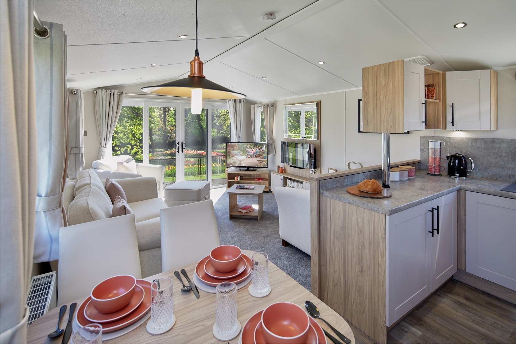 Willerby Manor: Static Caravans and Holiday Homes for Sale on Caravan Parks, Pickering, North Yorkshire Large Image 1