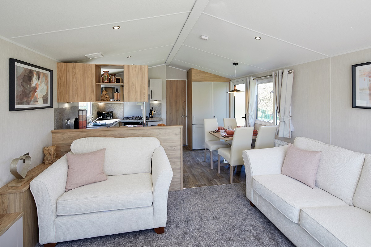 Willerby Manor: New Static Caravans and Holiday Homes for Sale, On Order Large Image 3