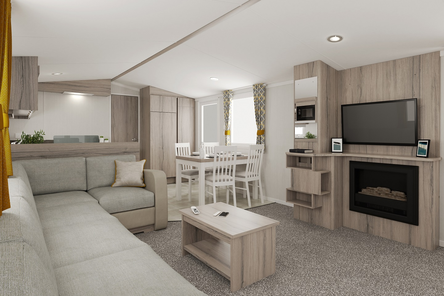 Swift Ardennes: New Static Caravans and Holiday Homes for Sale, On Order Large Image 2