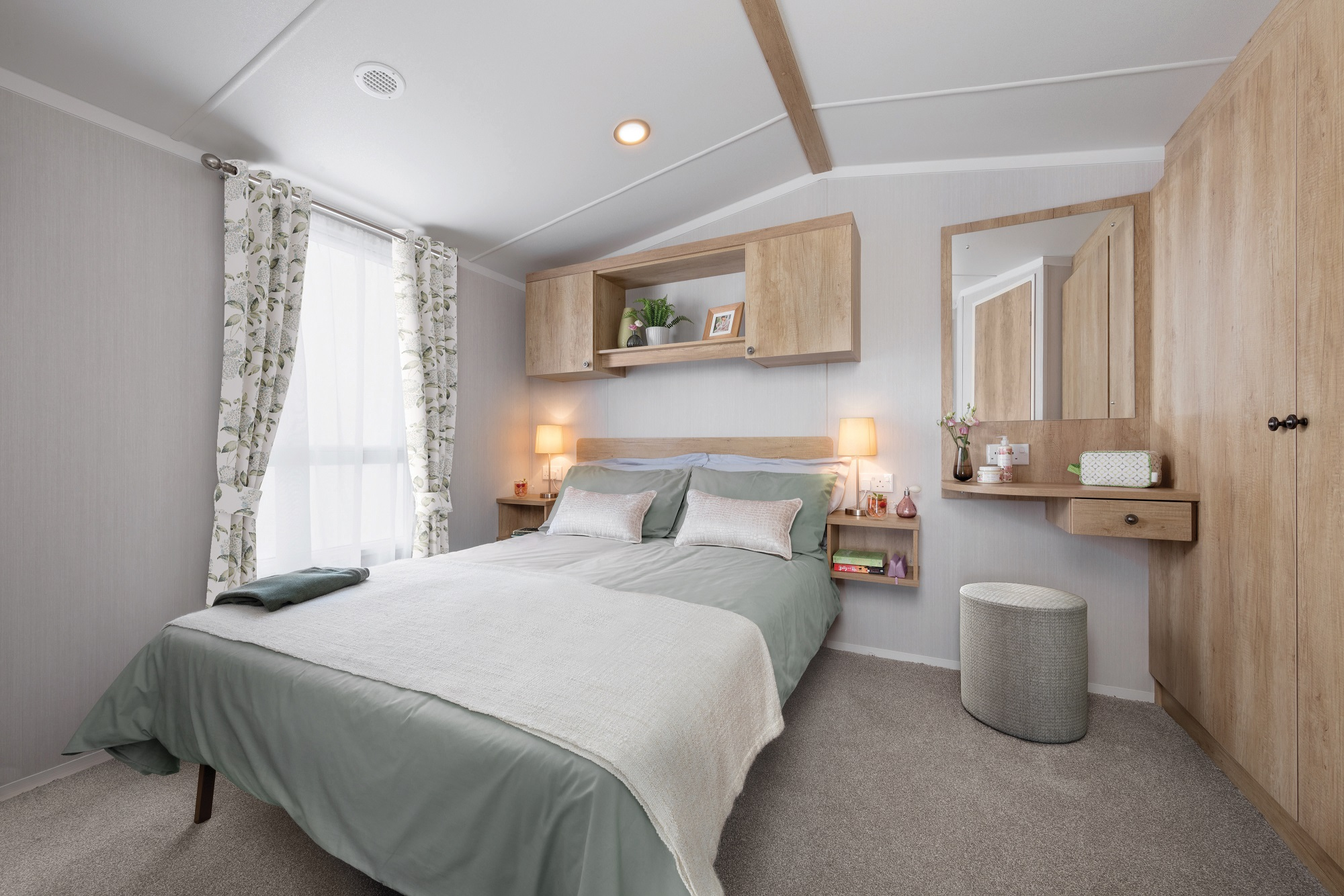 Swift Burgundy: New Static Caravans and Holiday Homes for Sale, On Order Large Image 3