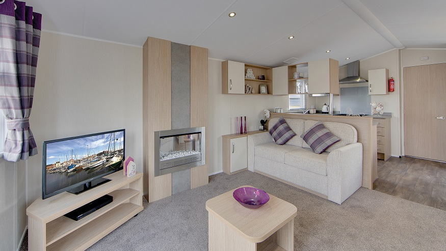 Willerby Brockenhurst: Static Caravans and Holiday Homes for Sale on Caravan Parks, Hartlepool, Durham and Weardale Image 1
