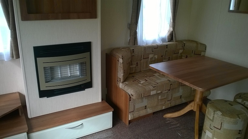 Willerby caravan for sale Rothbury Northumberland ideal caravans Clennell Hall Riverside Holiday Park Alwinton Image 1