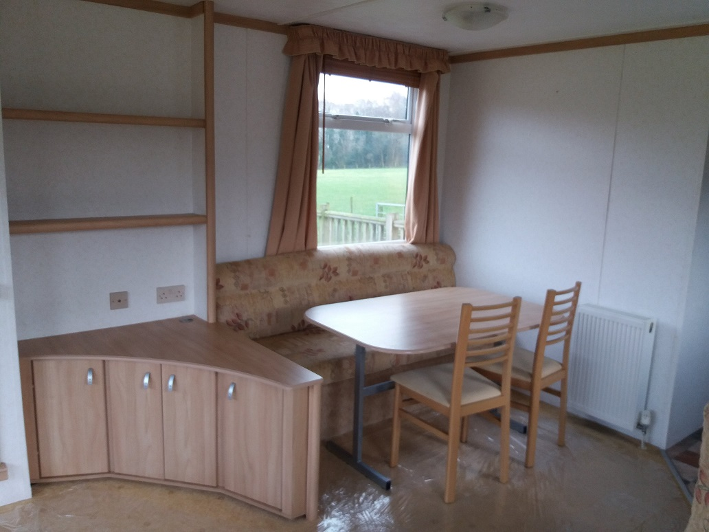 Carnaby Siesta caravan for sale Cumbria near the Lake District Image 1