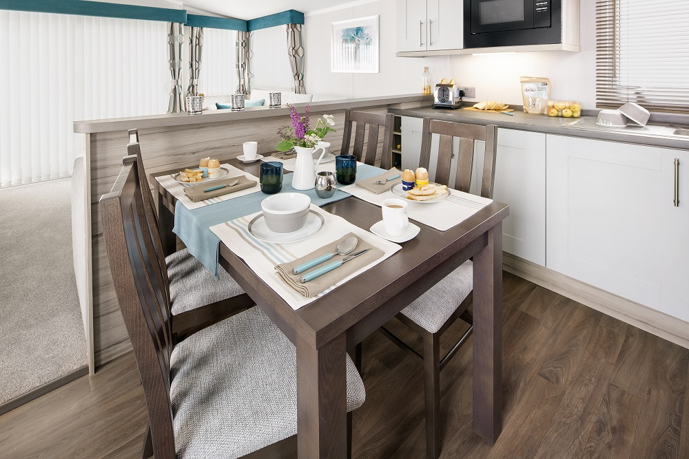 Swift Moselle: New Static Caravans and Holiday Homes for Sale, Langley Moor, Durham Image 1