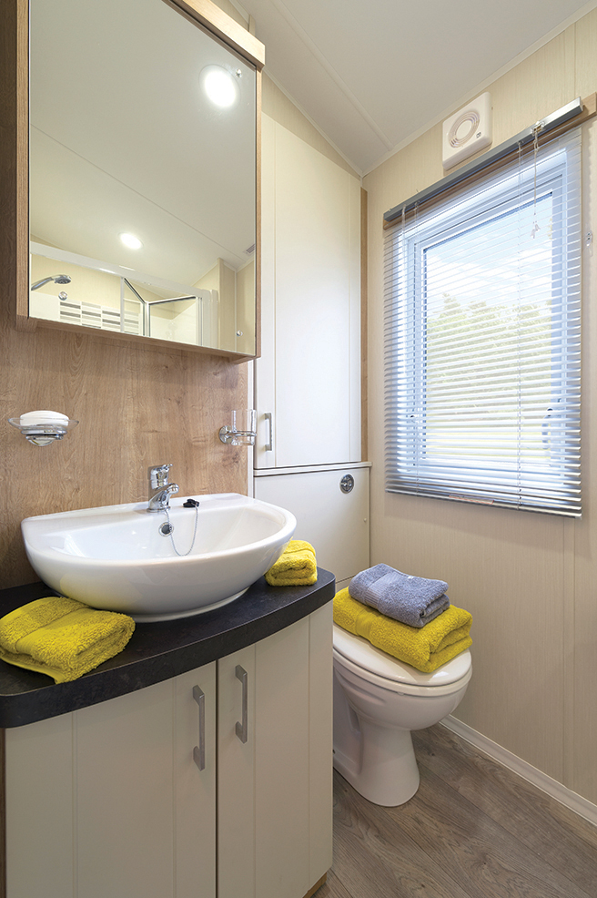 Willerby Winchester: Static Caravans and Holiday Homes for Sale on Caravan Parks, Nidderdale, North Yorkshire Image 2