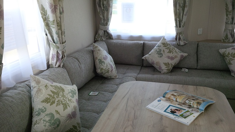 Willerby Skye caravan for sale Seahouses Northumberland Image 1