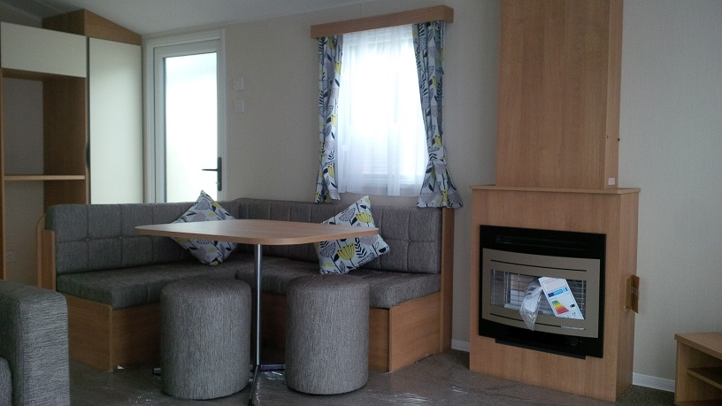 Willerby Mistral: Static Caravans and Holiday Homes for Sale on Caravan Parks, Richmond, North Yorkshire Image 1