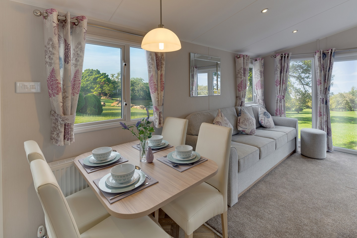 Willerby Brockenhurst: New Static Caravans and Holiday Homes for Sale, Clifton, Morpeth Image 1