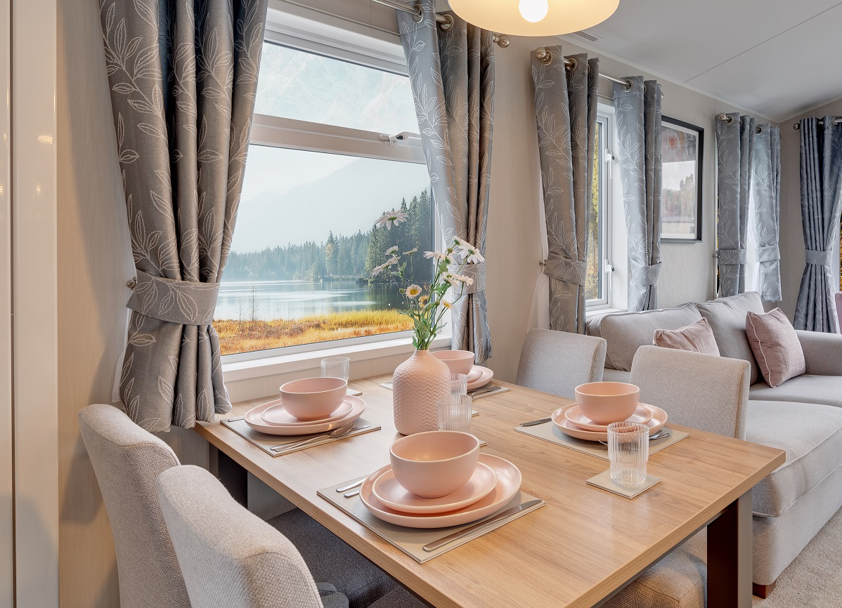 Willerby Waverley: New Static Caravans and Holiday Homes for Sale, Clifton, Morpeth Image 1