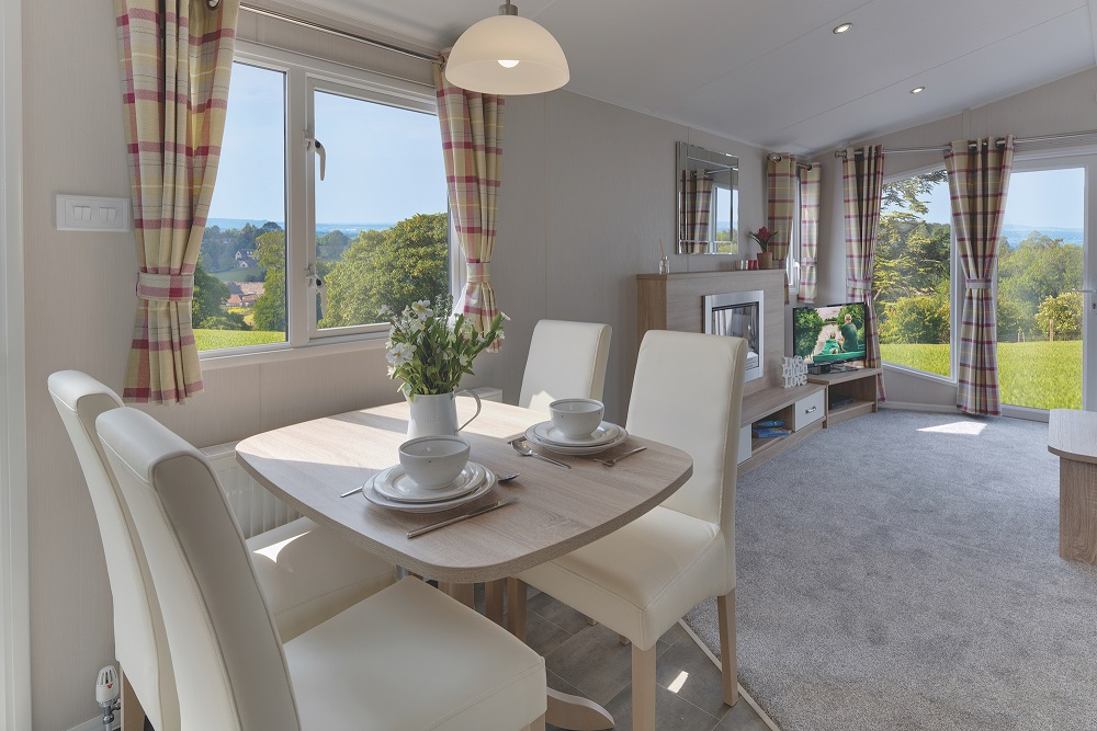Willerby Sierra: Static Caravans and Holiday Homes for Sale on Caravan Parks, Hexham, Northumberland Image 1