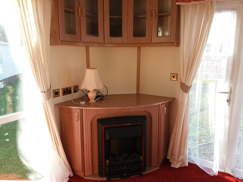 BK Bluebird Sheraton: Static Caravans and Holiday Homes for Sale on Caravan Parks, Belford, Northumberland Image 1