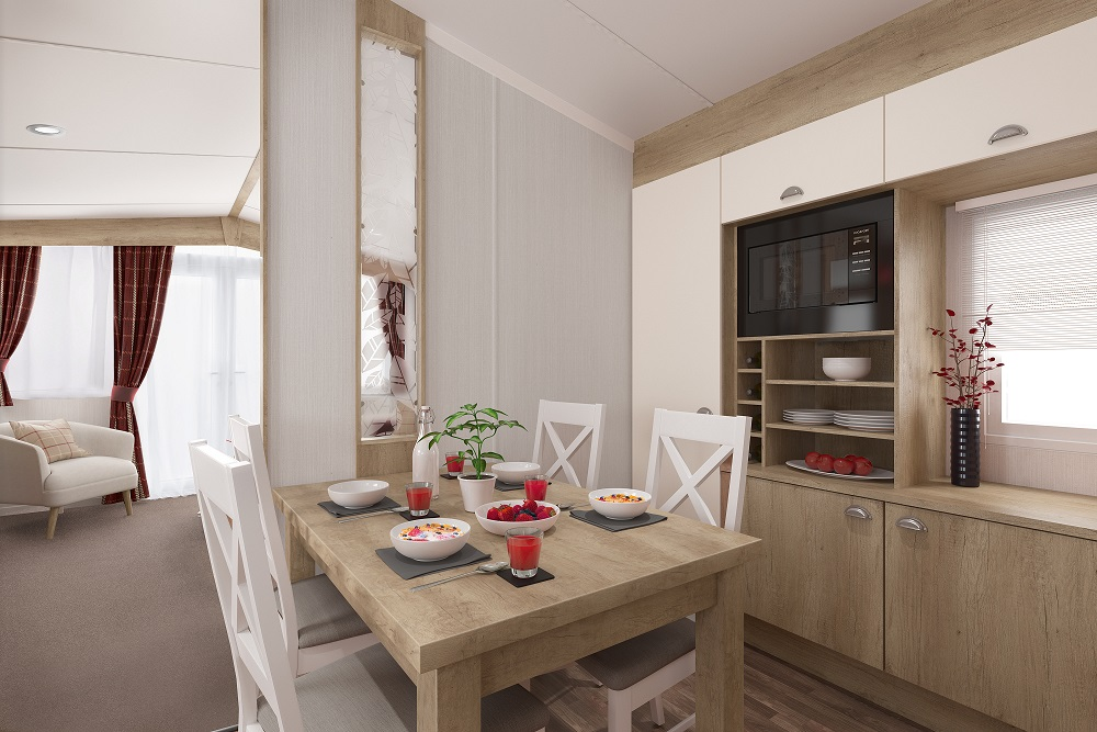 Swift Biarritz: New Static Caravans and Holiday Homes for Sale, Clifton, Morpeth Image 1