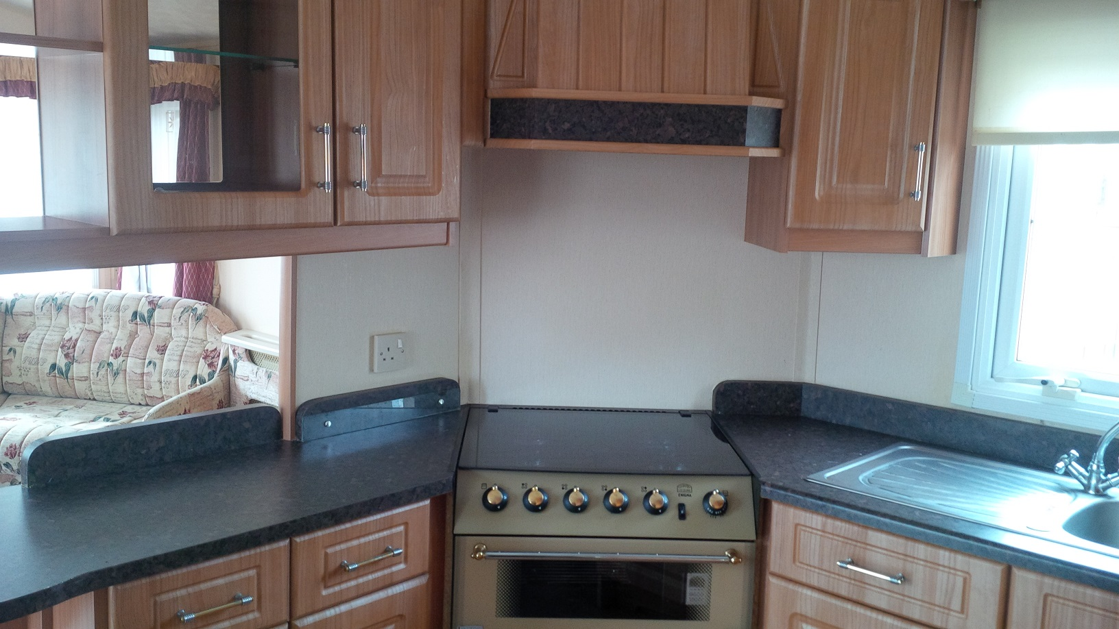 Willerby Granada: Static Caravans for Temporary Accommodation, Langley Moor, Durham Image 2