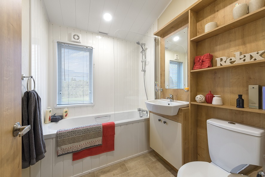 Willerby Portland: New Static Caravans and Holiday Homes for Sale, Kielder, Northumberland Image 3
