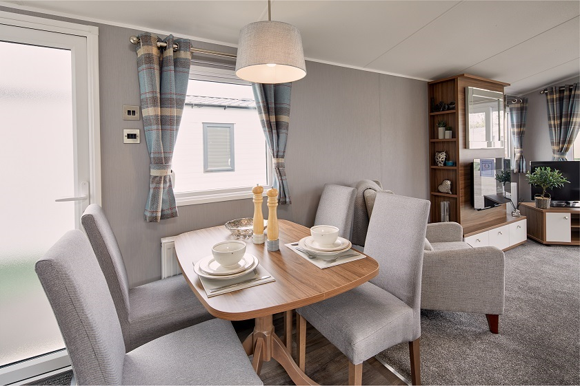 Willerby Avonmore: New Static Caravans and Holiday Homes for Sale, Adderstone, Belford Image 1