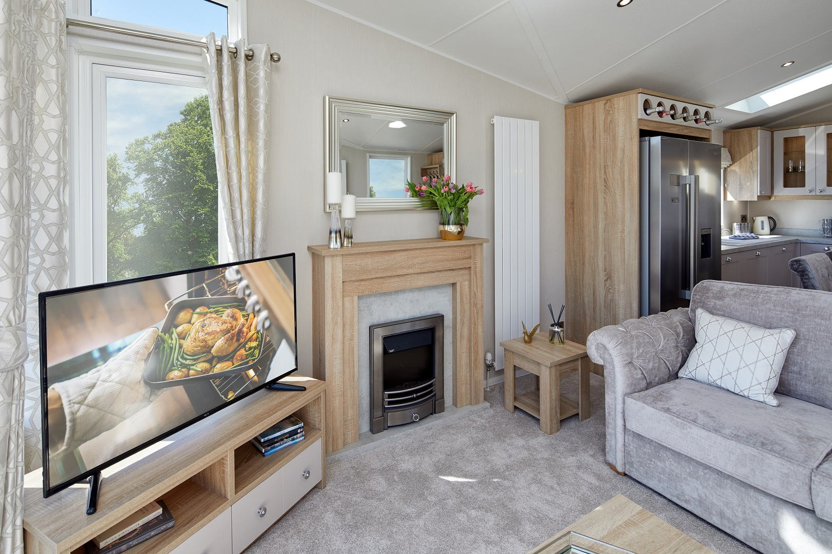 Willerby Vogue Classique: New Static Caravans and Holiday Homes for Sale, Clifton, Morpeth Image 1