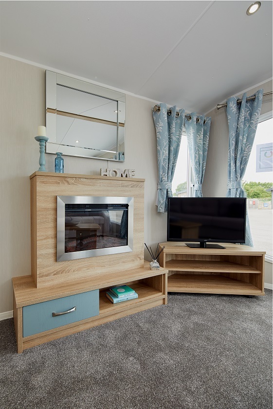 Willerby Sierra: New Static Caravans and Holiday Homes for Sale, Clifton, Morpeth Image 1