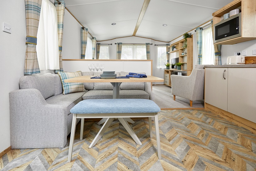 ABI Blenheim: New Static Caravans and Holiday Homes for Sale, Langley Moor, Durham Image 2