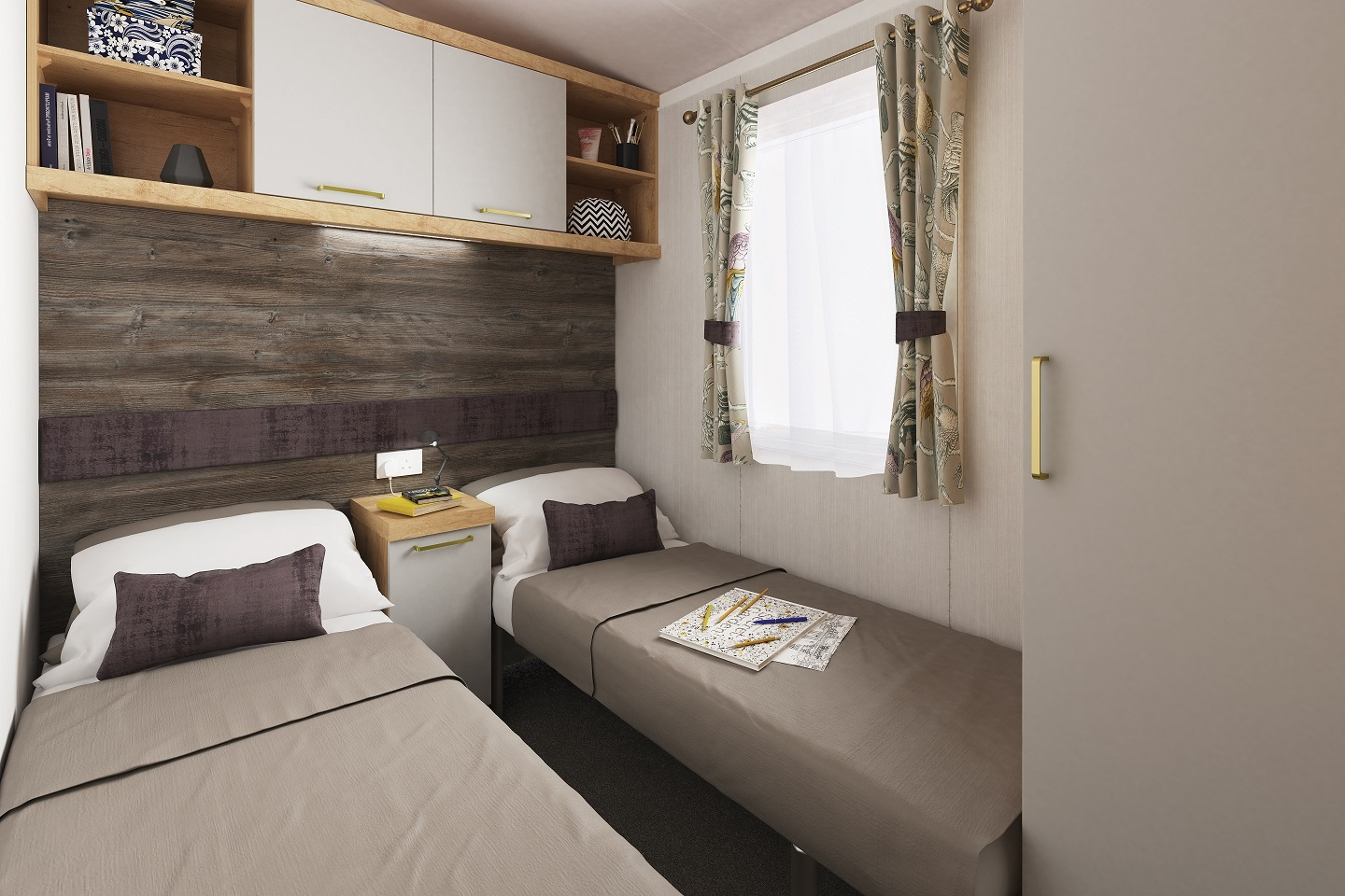 Swift Bordeaux: New Static Caravans and Holiday Homes for Sale, Langley Moor, Durham Image 2