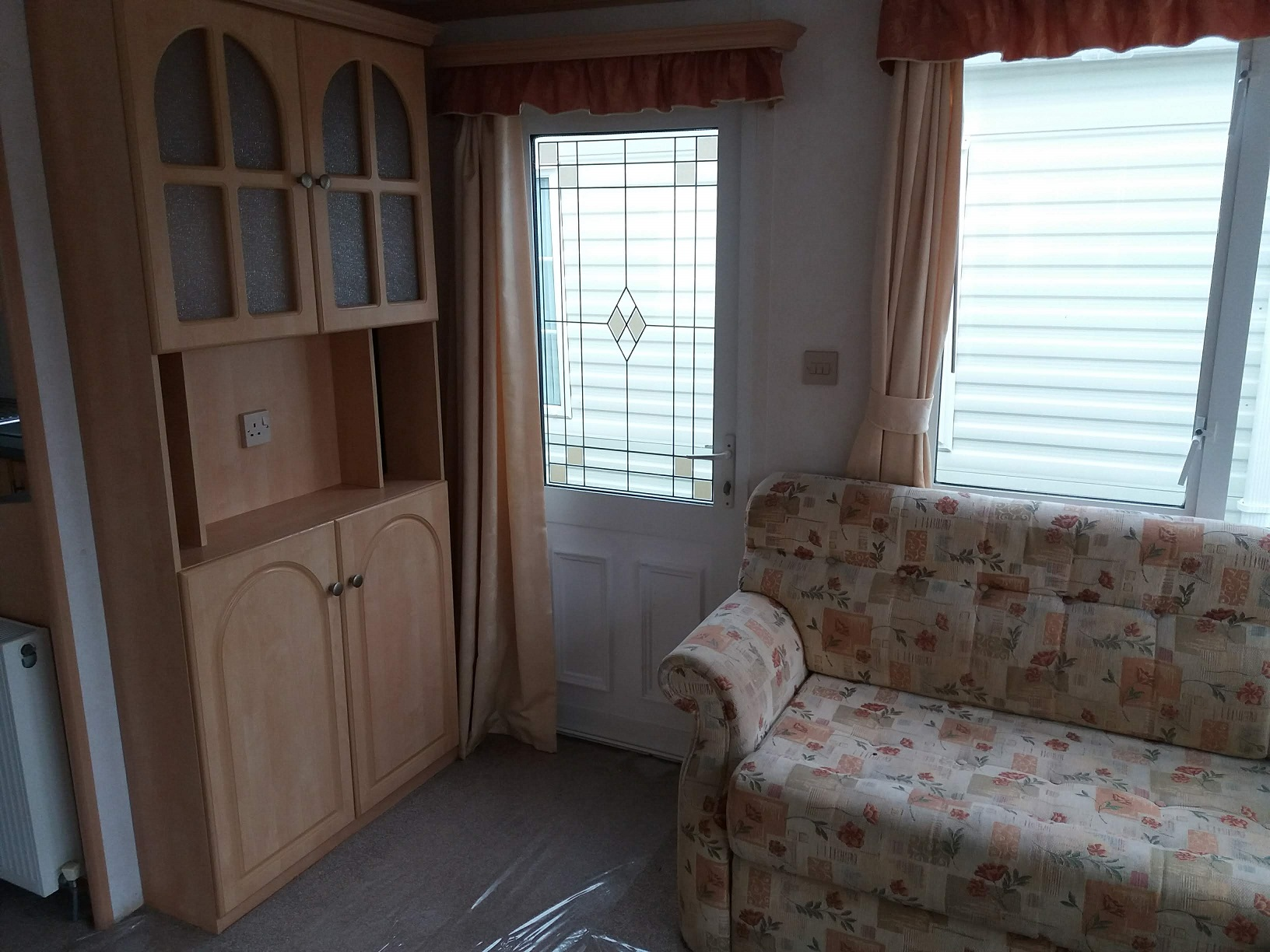 Carnaby Belvedere - 3 Bedrooms: Static Caravans for Temporary Accommodation, Clifton, Morpeth Image 2