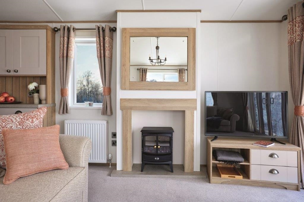 ABI Ambleside Premier Residential: New Static Caravans and Holiday Homes for Sale, Adderstone, Belford Image 1