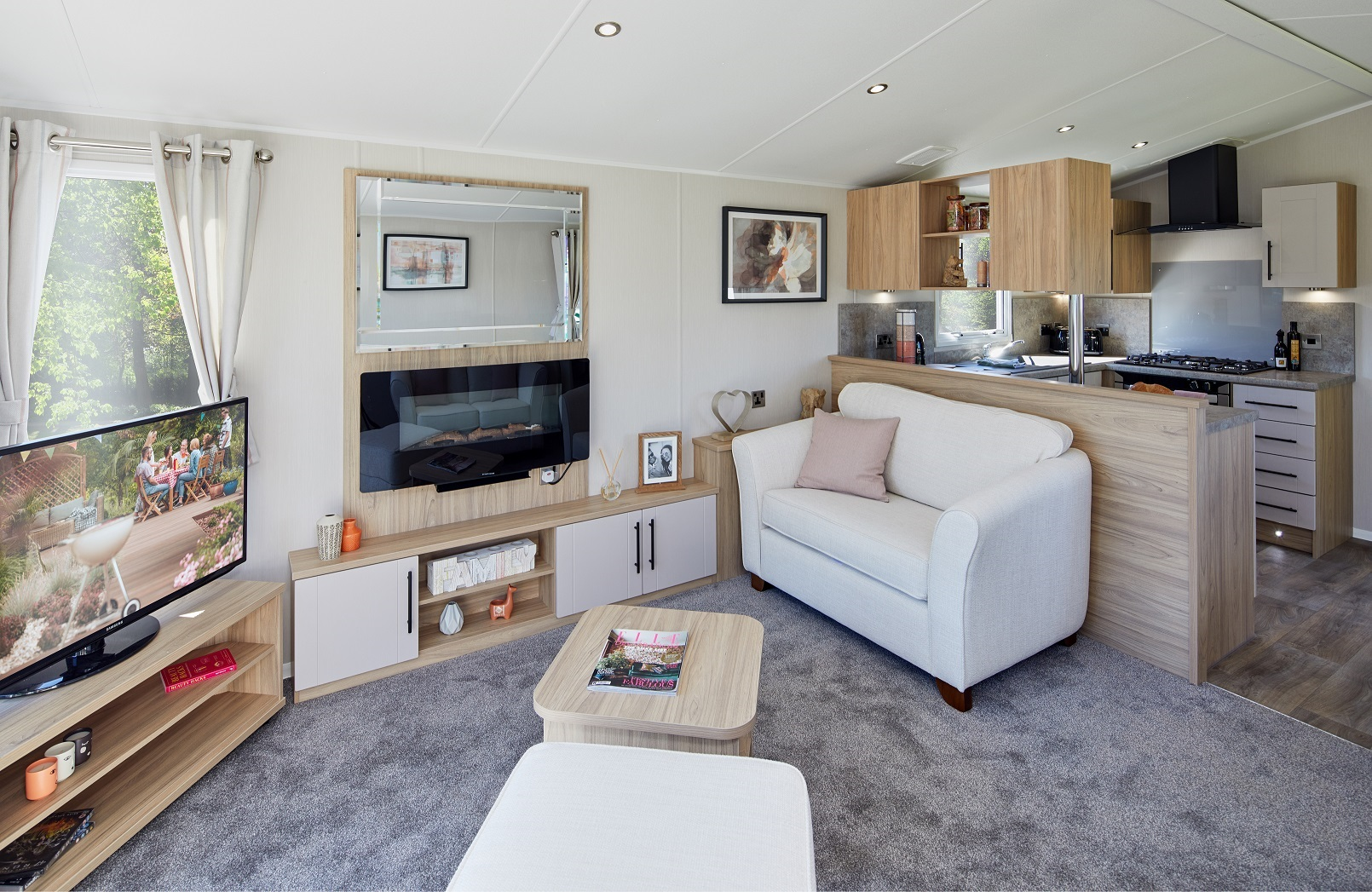 Willerby Manor: Static Caravans and Holiday Homes for Sale on Caravan Parks, Pickering, North Yorkshire Image 1