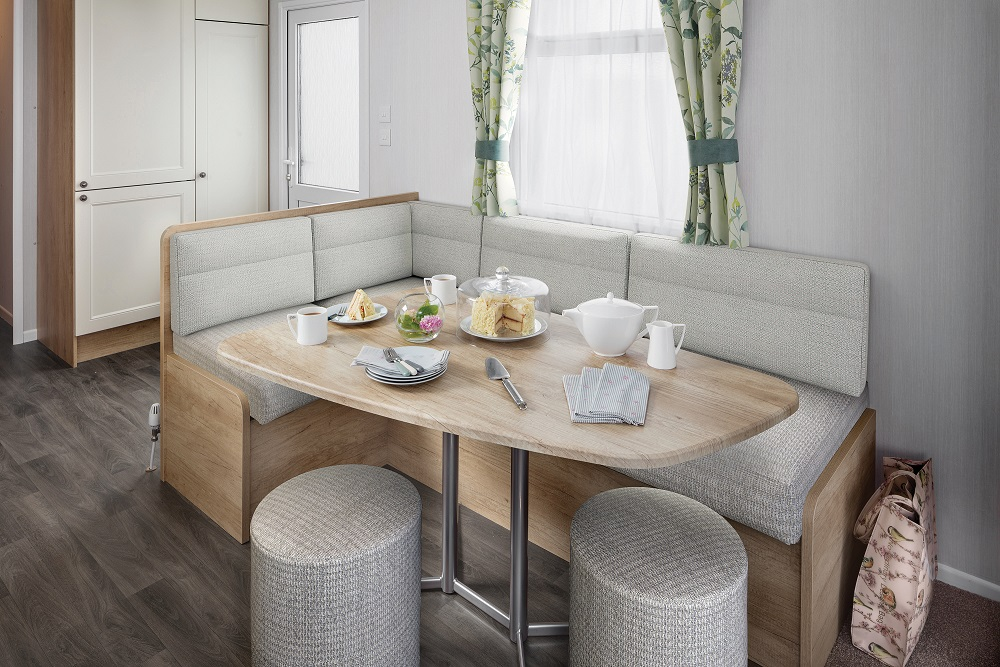 Swift Burgundy: New Static Caravans and Holiday Homes for Sale, On Order Image 1