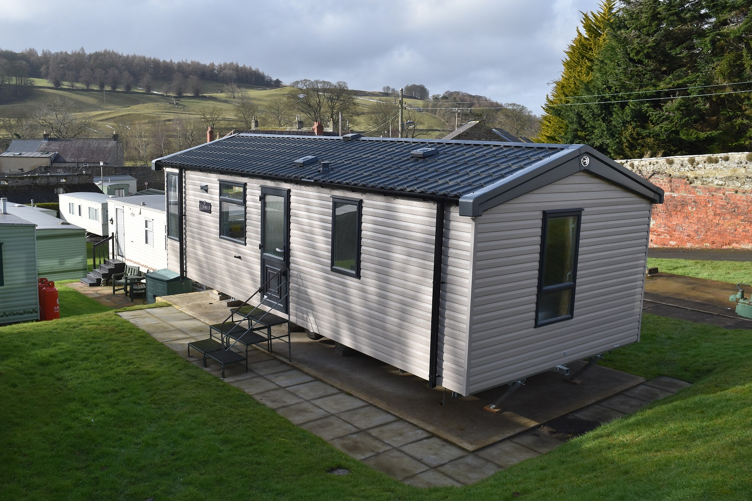 Swift Loire: Static Caravans and Holiday Homes for Sale on Caravan Parks, Stanhope, Durham and Weardale Image 5